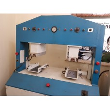 Maquina de Moldar Palmilha Aço Real CHD-500